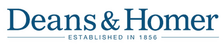 Deans and Homer logo
